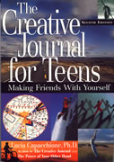 THE CREATIVE JOURNAL FOR TEENS Making Friends with Yourself (Second   Edition)