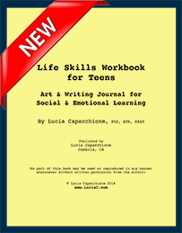 Life Skills Workbook for Teens: Art & Writing Journal for Social &   Emotional Learning